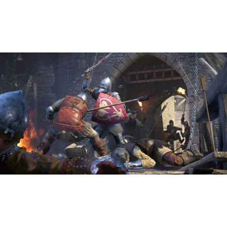 Kingdom Come: Deliverance - Special Edition - PS4 [Versione Italiana]