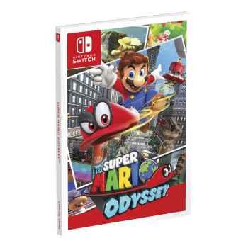 Super Mario Odyssey. Guida strategica ufficiale (Italiano) Copertina flessibile