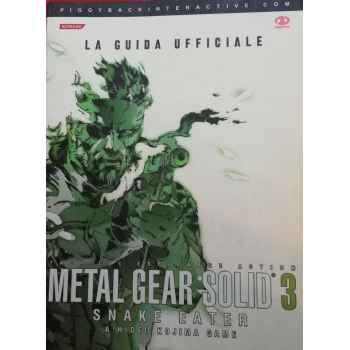 Metal Gear Solid 3: Guida Strategica Ufficiale (Italiano) Copertina flessibile