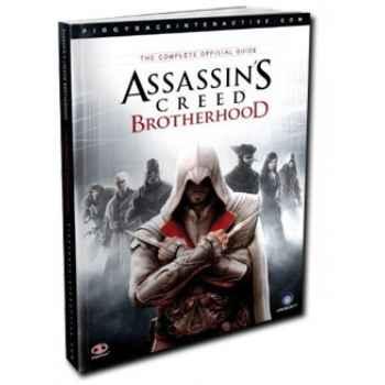 Guida Strategica Ufficiale - Assassin's Creed Brotherhood (Italiano) Copertina flessibile