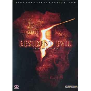 Resident Evil 5 - La Guida Ufficiale (Italiano) Copertina flessibile