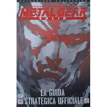 Metal Gear Solid: Guida Strategica Ufficiale (Italiano) Copertina flessibile