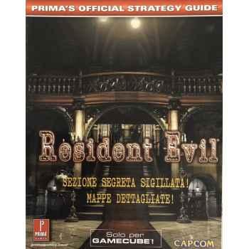 Resident Evil 1 - Guida Strategica Ufficiale (Italiano) Copertina flessibile