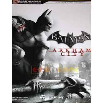 Batman Arkham city - Guida strategica ufficiale (Italiano) Copertina flessibile