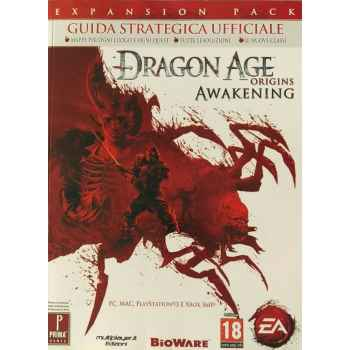 Dragon Age Awakening - Guida Strategica (Italiano) Copertina flessibile