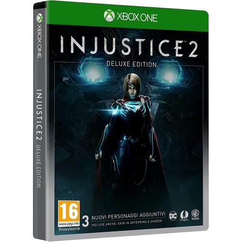 Injustice 2 (Ultimate Steelbook Edition) - Xbox One [Versione Italiana]