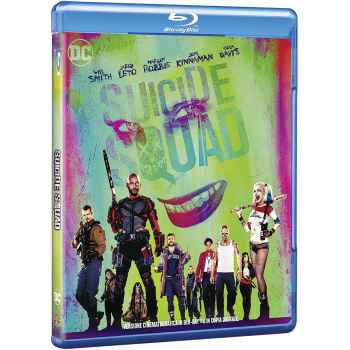 Suicide Squad - Blu-Ray (2016)