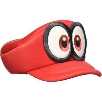 Difuzed Nintendo - Cappello Rosso di Super Mario Odyssey Taglia Unica Unisex-Adulto