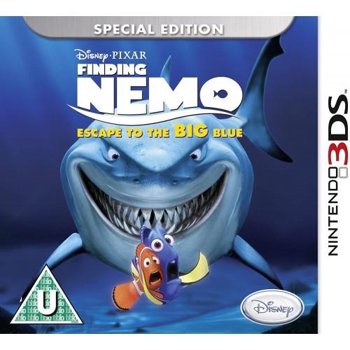 Alla Ricerca di Nemo: Fuga nell'Oceano - Special Edition - Nintendo 3DS [Versione Italiana]