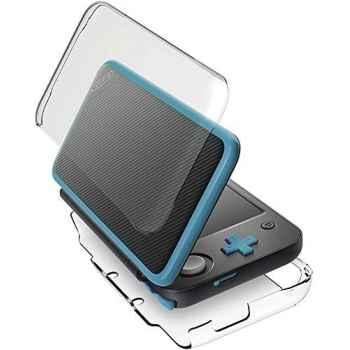 Hori Custodia Protettiva Duraflexi Trasparente per New Nintendo 2DS XL