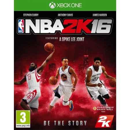 NBA 2K16 - Xbox One [Versione Italiana]