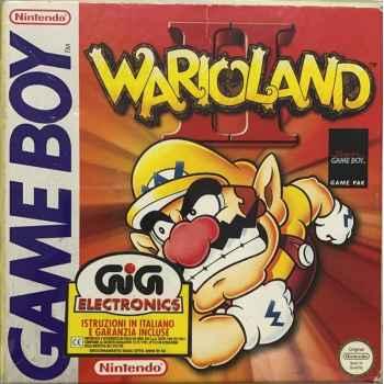 Wario Land II - GameBoy [Versione Italiana]