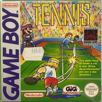 Tennis - GameBoy [Versione Italiana]