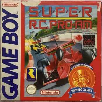 Super R.C. Pro Am (Nintendo Classics) - GameBoy [Versione Italiana]