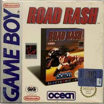 Road Rash - GameBoy [Versione Italiana]