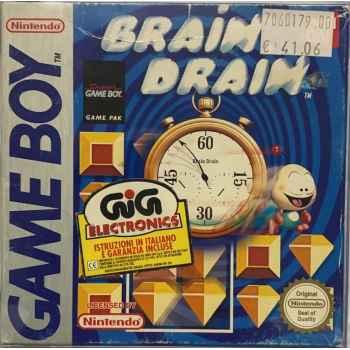 Brain Drain - GameBoy [Versione Italiana]