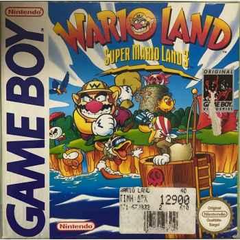 Wario Land: Super Mario Land 3 - GameBoy [Versione Tedesca]