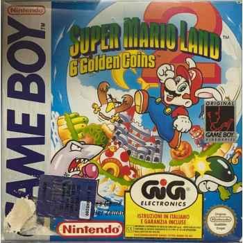 Super Mario Land 2: 6 Golden Coins - GameBoy [Versione XXX Tedesca]