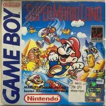 Super Mario Land - GameBoy [Versione Tedesca]