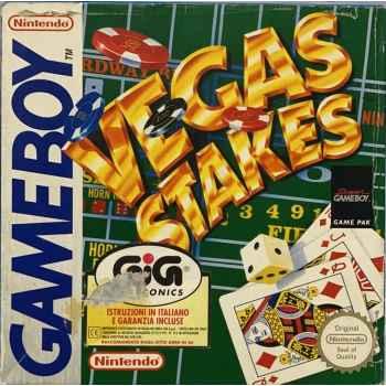 Vegas Stakes - GameBoy [Versione Italiana Import Inglese]