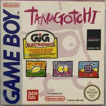 Tamagotchi - GameBoy [Versione Italiana Import Tedesca]