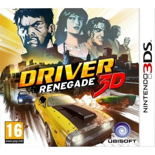 Driver Renegade 3D - Nintendo 3DS [Versione Italiana]