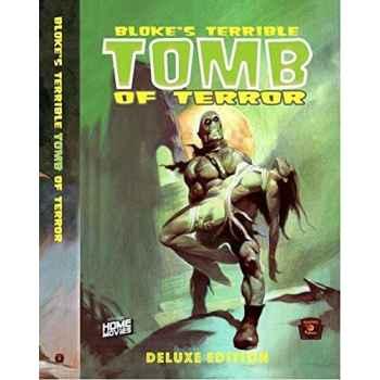 Bloke's terrible. Tomb of terror. Ediz. Home Movies (Italiano) Copertina flessibile