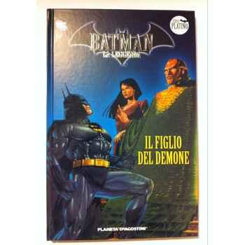 Fumetti - Batman La Leggenda Serie Platino - Il Figlio Del Demone - Volume 3