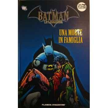 Fumetti - Batman La Leggenda Serie Platino - Una Morte In Famiglia - Volume 5