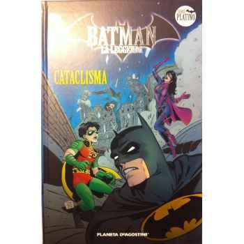 Fumetti - Batman La Leggenda Serie Platino - Cataclisma - Volume 8