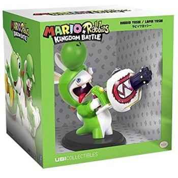 Mario + Rabbids Kingdom Battle - Action Figure - Rabbids Yoshi (22.4 x 21.5 x 22.4 cm)