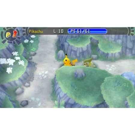 Pokémon Mystery Dungeon: I Portali Sull'Infinito - Nintendo 3DS [Versione Italiana]