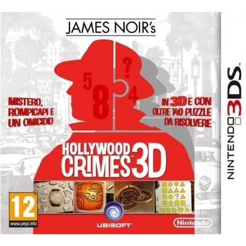James Noir's Hollywood Crimes 3D - Nintendo 3DS [Versione Italiana]