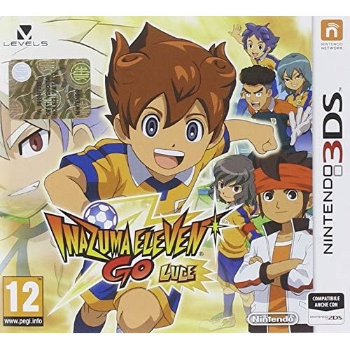 Inazuma Eleven Go: Luce - Nintendo 3DS [Versione Italiana]