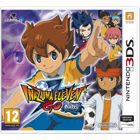 Inazuma Eleven Go: Ombra - Nintendo 3DS [Versione Italiana]