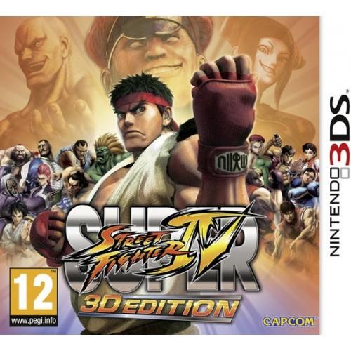 Super Street Fighter IV 3D Edition - Nintendo 3DS [Versione Italiana]