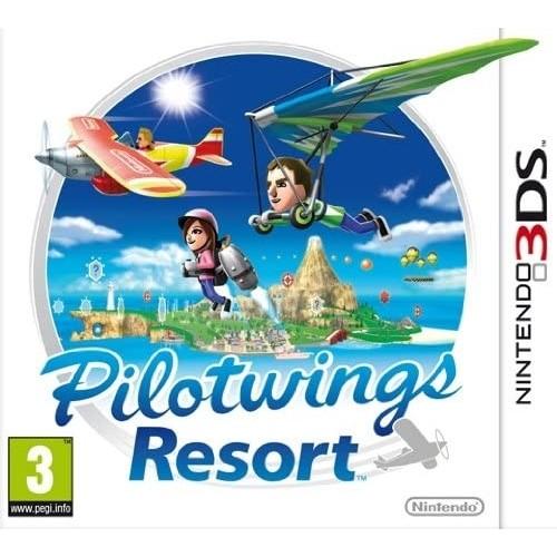 Pilotwings Resort 3D - Nintendo 3DS [Versione Italiana]
