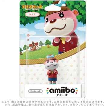 Nintendo Amiibo - Animal Crossing - Lottie (Versione Giapponese)