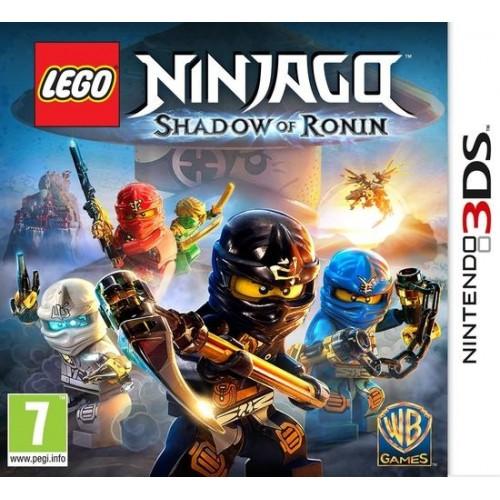 Ninjago: L'Ombra di Ronin  - Nintendo 3DS [Versione Italiana]