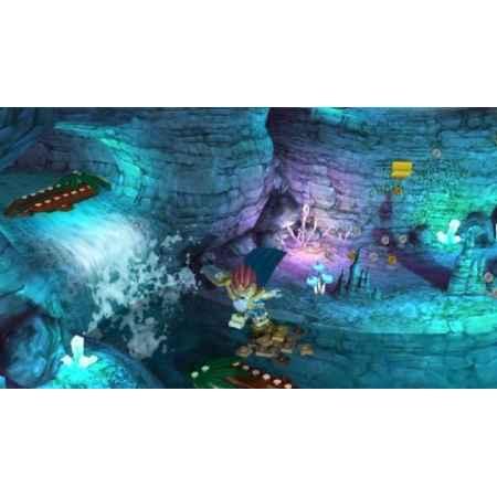Lego Legends Of Chima Il Viaggio di Laval - Nintendo 3DS [Versione Italiana]