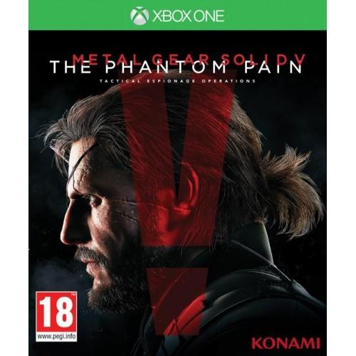 Metal Gear Solid V (5): The Phantom Pain - Xbox One [Versione Italiana]