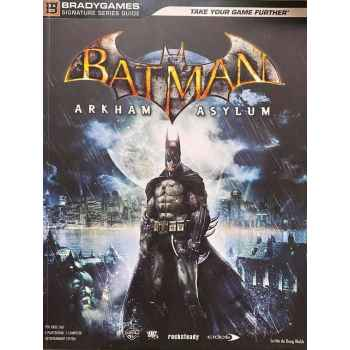 Batman. Arkham Asylum. Guida strategica ufficiale (Italiano) Copertina flessibile