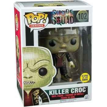 Funko Pop! 102 - Suicide Squad - Killer Croc