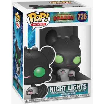 Funko Pop! 726 - How To Train Your Dragon The Hidden World - Night Lights