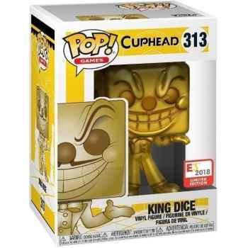 Funko Pop! 313 - Cuphead - King Dice