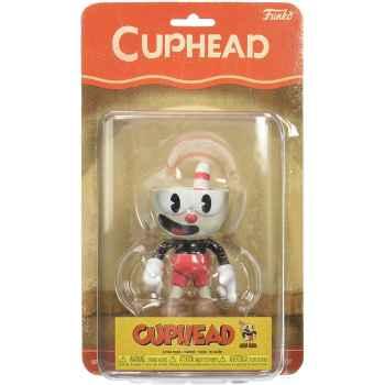 Funko Action Figure - Cuphead (7.62 x 7.62 x 7.62 cm)