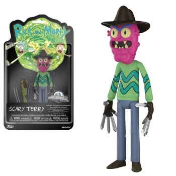 Funko Action Figure - Rick And Morty - Scary Terry (5.08 x 5.08 x 5.08 cm)
