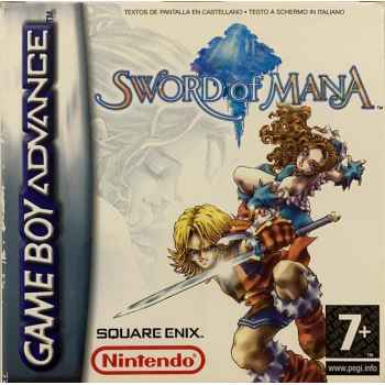 Sword Of Mana - GBA [Versione Italiana]