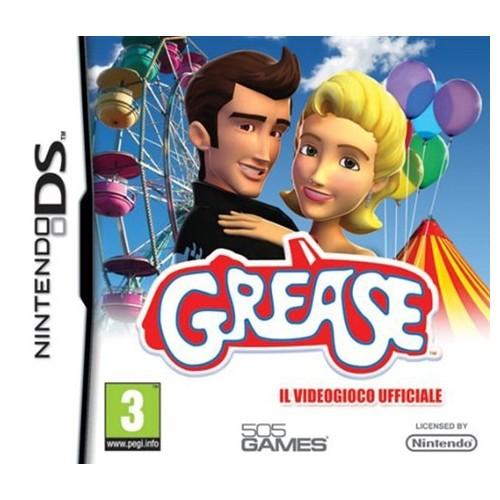 Grease Il Videogioco - Nintendo DS [Versione Italiana]
