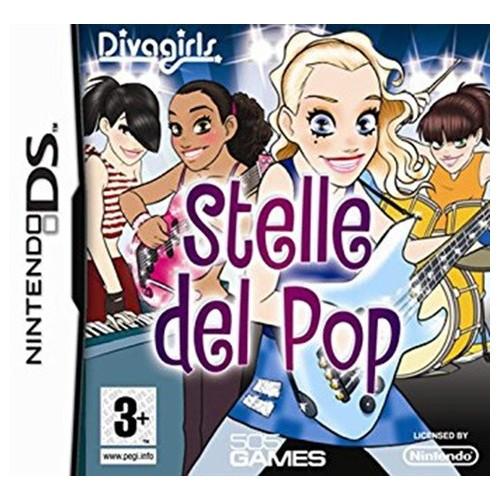 Diva Girls: Stelle Del Pop - Nintendo DS [Versione Italiana]
